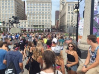 Lollapalooza Wraps Early Sunday Over Severe Weather Threat