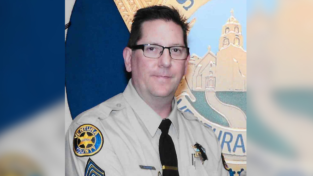 Sergeant Ron Helus, a 29-year veteran, was one of the first responders on scene of the Thousand Oaks bar shooting.