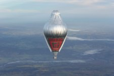 Russian Balloonist Claims New Round the World Record