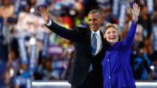 Obama: Clinton More Qualified Than Me, Bill to Be President