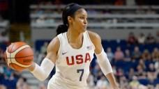 UConn Basketball Stars Help Team USA Overwhelm Canada
