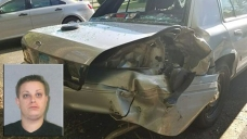Driver Charged After Striking State Police Cruiser on I-395