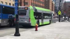 Protective Barriers Coming to CT Transit Buses