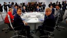 Trump Signals Some Regret on China Trade War at G-7 Summit