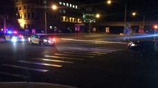 Man Stabbed in the Leg in Hartford