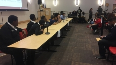 Hartford Students Compete at African American History Bee