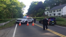 Bicyclist Seriously Injured in Crash in Wallingford