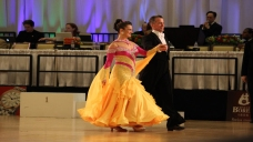 CT Couple Selected for International Dance Competition