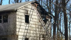Fire Damages Home in Middletown