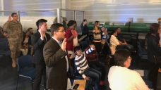 New Citizens Sworn In Ahead of Holiday Weekend