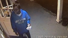 New Haven Police Looking to Identify Armed Robbery Suspect