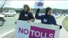 No Tolls CT Rallies Against Lamont's Proposal to Add Tolls to State Highways