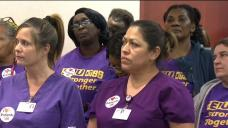 Agreement Reached Over Nursing Home Worker Pay, Strike Averted