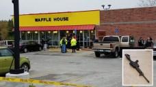 Gunman Sought After 4 Killed at Nashville-Area Waffle House