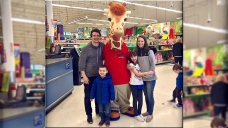 Milford Boy Gets Special Toys R Us Surprise