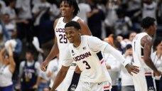 UConn Upsets No. 15 Florida 62-59