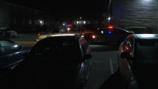 One Shot at Apartments in Windham, Shooter at-Large