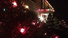 West Hartford Family Fears Vandals Snipped Christmas Lights