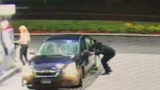 Car Stolen While Driver Was Pumping Gas in Wolcott