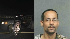Man Arrested After Striking State Police Cruiser on I-95: PD