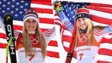 Vonn, Shiffrin Face Off in Olympic Alpine Combined
