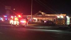 Overnight Fire Destroys Inside of Vernon Restaurant
