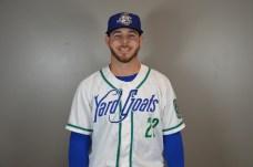 Yard Goats Relief Pitcher Matt Pierpont Named to 2018 Eastern League All-Star Team