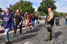 Calif. Students Hid Under Tables, Blocked Doors at First Sounds of Gunfire