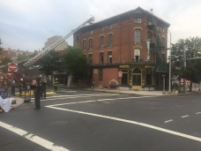 3 Firefighters Taken to Hospital After Fire at Sushi Restaurant in New Haven