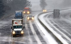 Winter Weather Wallops Northwest