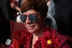 Standout Style at the Democratic National Convention