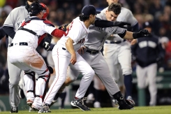 Fenway Fight: Scenes From the Massive Yankees-Red Sox Brawl