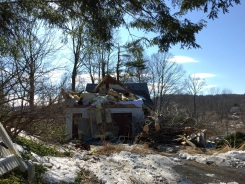 Tornado Touches Down in Conway, Massachusetts