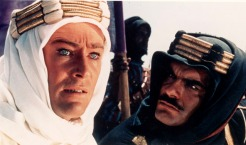 """Lawrence of Arabia"" Makes Epic Blu-Ray Debut"