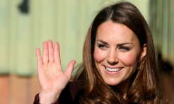 Kate Middleton Attends UK Sports Awards Show