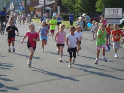 Thousands Participate in GE 5K Road Race