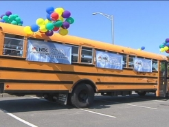 Viewers Support Back To School Drive
