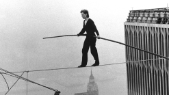 Philippe Petit Plans New NYC Wire Walk for Fall