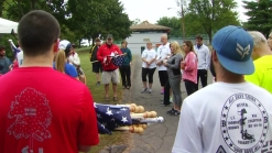 Military Heroes Remembered, Honored at Run for the Fallen