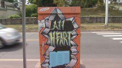 Traffic Box Art Controversy
