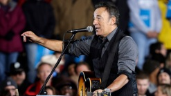 Obama Unites Bruce Springsteen and Gov. Chris Christie