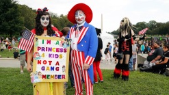 'Not a Gang Member': Photos of Insane Clown Posse Fans Rally
