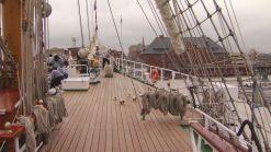 Mexican Tall Ship Visits New London