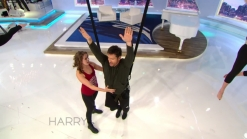 Harry Tries Bungee Jumping