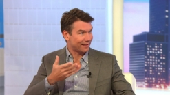Actor Jerry O'Connell Talks Dolly Parton with Harry