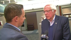 Bernie Sanders One-on-One in New Haven