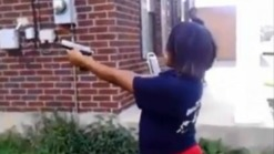 Police Want to ID Woman Who Fired Gun in Video