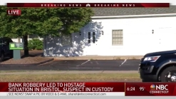 Bristol Bank Robbery Leads to Hostage Situation