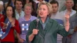 Clinton Discusses Addiction Problem in America