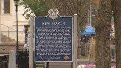 New Haven Sees First Snowfall Of The Season
